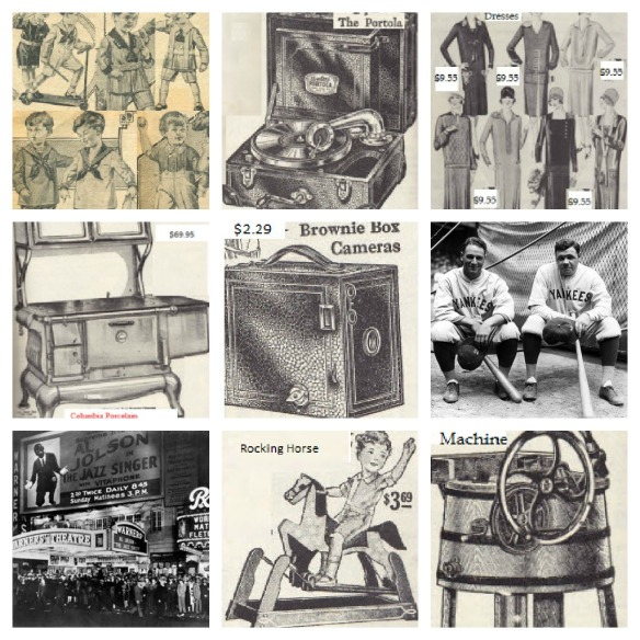 1927 Collage