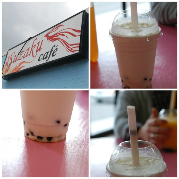Bubble Tea Smoothie