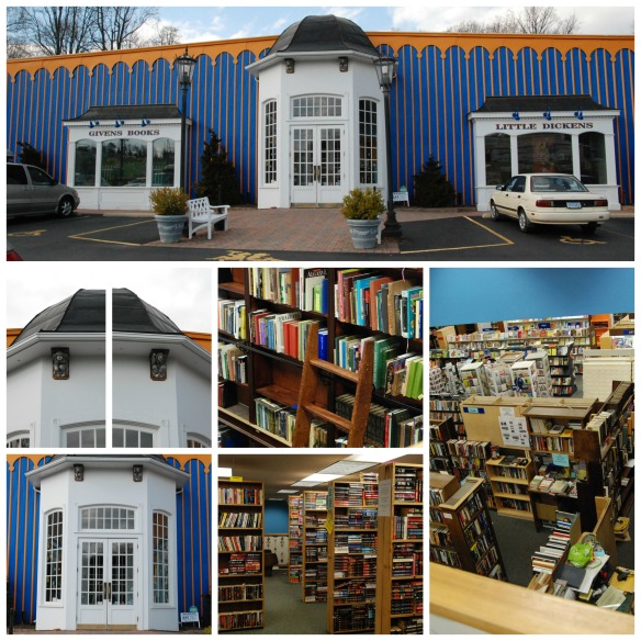 Givens Bookstore