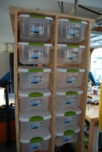 Storage Unit front