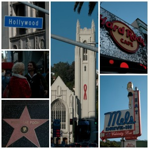 hollywood Collage