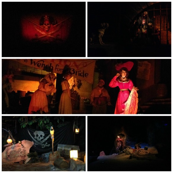 Pirates Collage