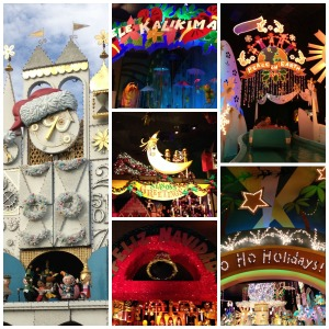 Small World Collage